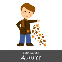 Four Seasons_Autumn Boy