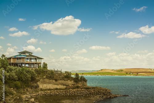 Poster Lake House
