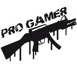 eSport Pro Shooter Waffe Killer poster