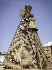 Virgin of Desamparados, Valencia