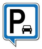 Logo parking.