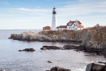 Portland, Maine - Portland Head Light
