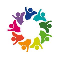 Teamwork Hi 5 - Logo image