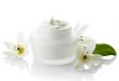 Leinwanddruck Bild - Cosmetic cream