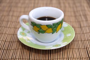 Espresso: Italian coffee