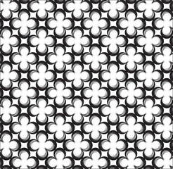 Vector images,patterns,flowers with dark tones.