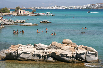 Kolymbithres Beach Paros Cyclades Greece 05