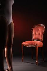 Stuhl Stuhlbeine Beine