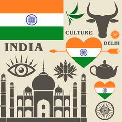 India. Taj Mahal