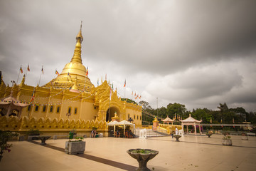 Shwedagon Pagoda Buddhist temples in Indonesia