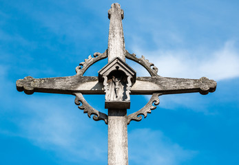 Cemetery Cross 3