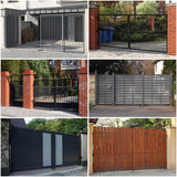 collection of gates - 64478775