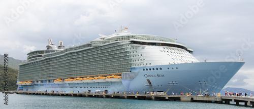 Leinwanddruck Bild Oasis Of The Seas