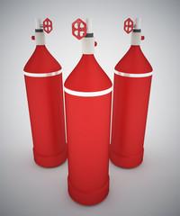 qxygen tubes