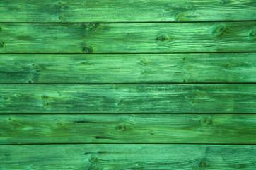 Leerer Holz Hintergrund grün