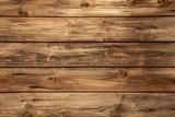 Fototapety Rustikaler alter Holz Hintergrund - leer.