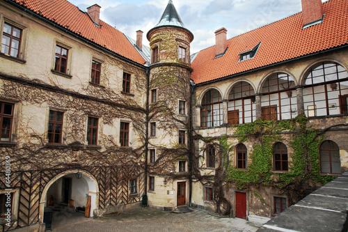 Castle Hruba Skala, Czech Republic Poster
