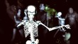 Dancing Skeleton (with monsters; strobe effect)