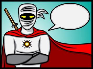 Talking Ninja