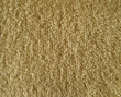Texture of brown terry cloth fabric
