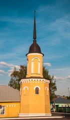 monastery tower of Holy Trinity Monastery of Kolomna