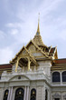 Chakri Maha Prasat Hall at Gland Palace in Bangkok, Thailand