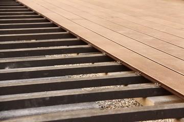 hausbau terrassen dielen I