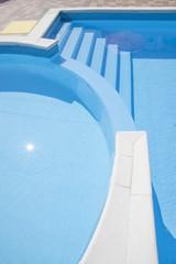 Dettaglio di una piscina