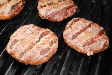 Delicious Summertime Burgers