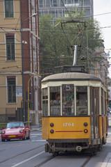 Antico Tram di Milano