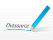 outsource message illustration design
