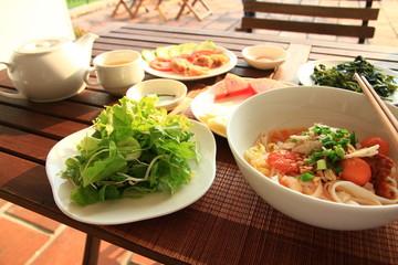Mi Quang, Vietnamese Cuisine