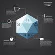 Hexagon Infographic.