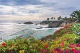 Beautiful park at Laguna Beach