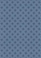 "Traditional Japanese pattern - ""六弥太格子"""