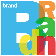 """BRAND"" (marketing advertising image branding communications)"