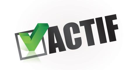 comptabilité : actif et passif