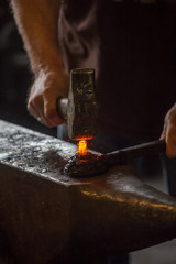 forge by hand