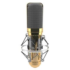 Micrófono Vintage