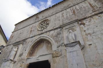 Chiesa Madonna Delle Grazie - Cocullo