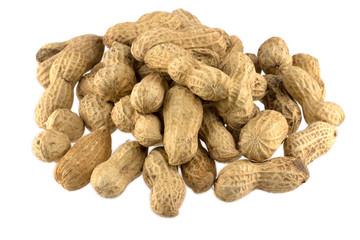 Many peanuts