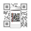 Smart phone scanning QR code