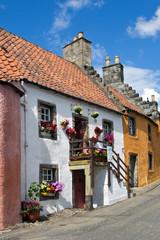 Culross, Schottland