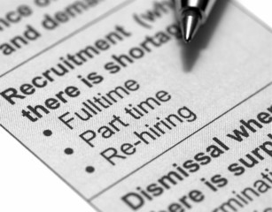 choosing job