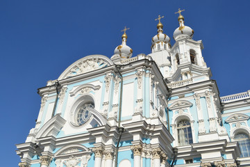 Smolny Cathedral of the Resurrection