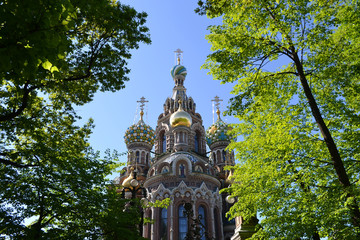 "Orthodox Church ""Spas na Krovi"""