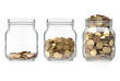 Leinwanddruck Bild - Vermögensnwachstum