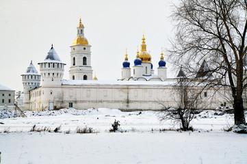 Tobolsk Kremlin and Sofia-Assumption Cathedral, Russia