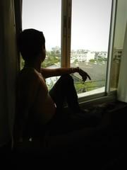 Man feel lonely