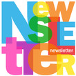 """NEWSLETTER"" Letter Collage (advertising marketing consumer)"